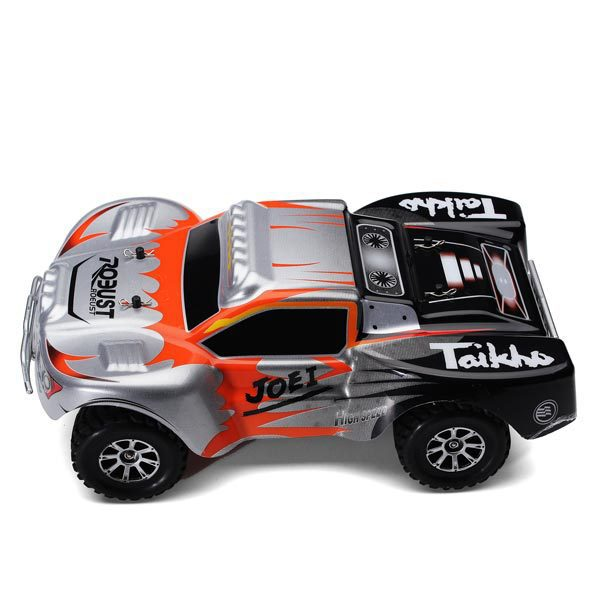 Free Shopping 100% New Wltoys A969 Rc Remote Control Car 1/18 2.4Gh 4WD Short Course Truck(China (Mainland))