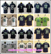 Seahawk youth kids boy girls Russell Wilson Fan Marshawn Lynch Richard Sherman Kam Chancellor Jimmy Graham BH-8,camouflage(China (Mainland))