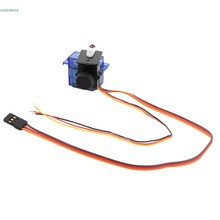 Mini Single Axis Gimbal With Camera For FPV Racing Drones QAV250 CC3D PAL 66