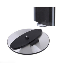 Hot Compact Round Vertical Stand Bracket Black For Sony PlayStation 3 PS3 Super Slim Console CECH 4000