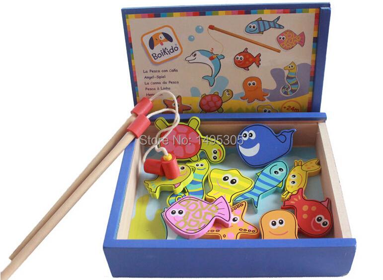 ловля игрушек