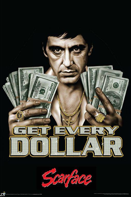 Commentaires Scarface Film – Faire des achats en ligne ... Al Pacino Impression