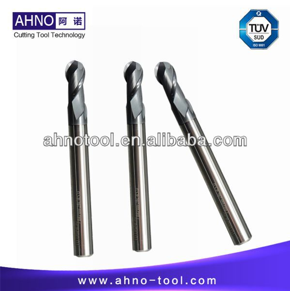 10pcs/lot D10.0mmx20mmx100mm 2 Flutes used carbide end mill cutter set For CNC Milling DHL shipping(China (Mainland))