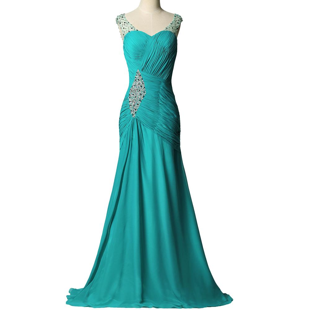 Turquoise Prom Dresses 119