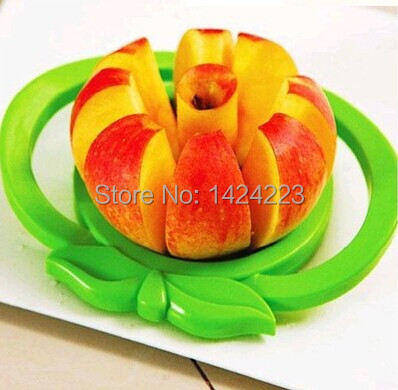 Hot sale! Free shipping Useful cooking tools fruit tools apple slicers cutting tools(China (Mainland))