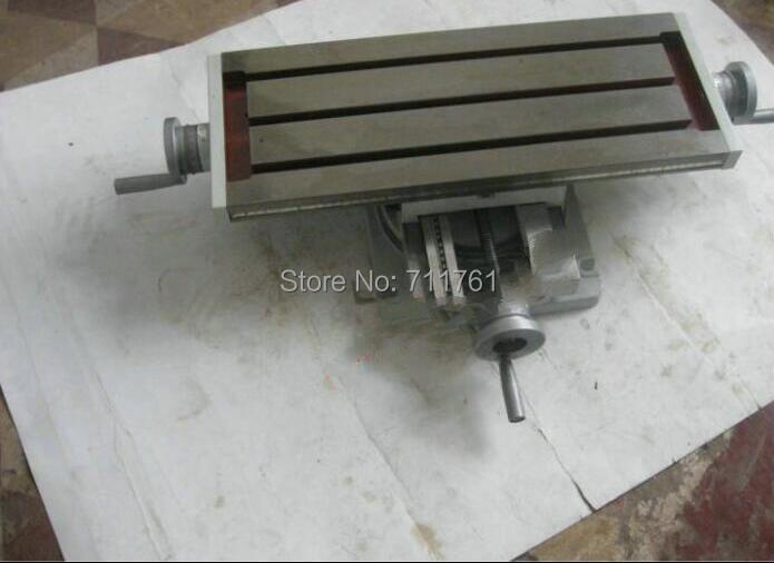 Cross Slide Rotary Table 600*240mm(China (Mainland))