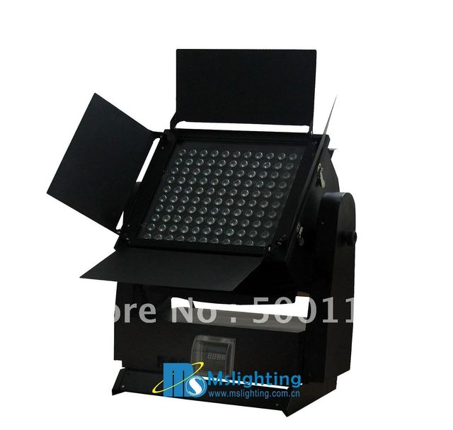 Best-Seller High Quality Factory Sales  96*4W RGBW 4IN1 Multi-Color LED City Color Light LED Wall Wash