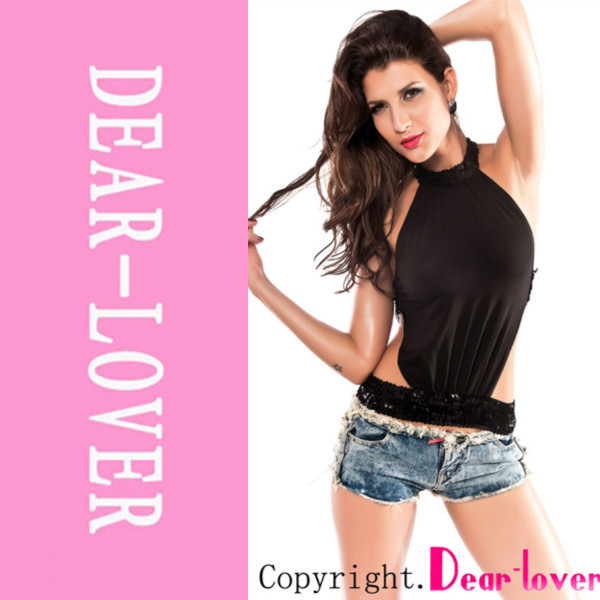 Hollow Out Attack His Defenses Backless Club Tops Sexy Halter  vest  tank top  sexy women tops Free Shipping    one size