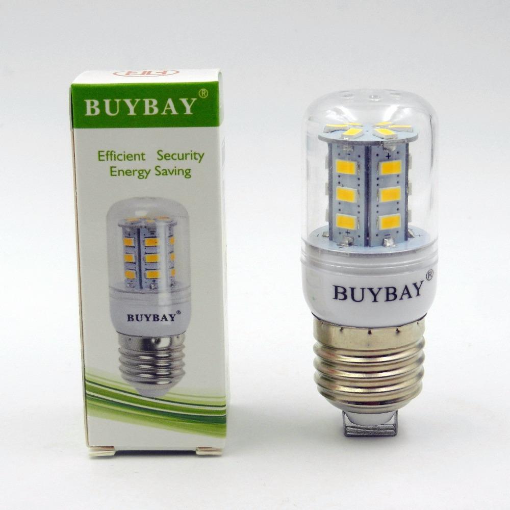 AC 220V/110V E27 E14 led corn bulb SMD 5730 24LEDs 250-399LM Warm white/cool white 3W led lamp fast low price
