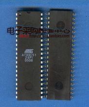 original 24 PI eight PDIP 51 single-chip microcomputer AT89C51, 40 quality goods--ZPYQ2 - Huiteng ELECTRONIC CO.,LTD store