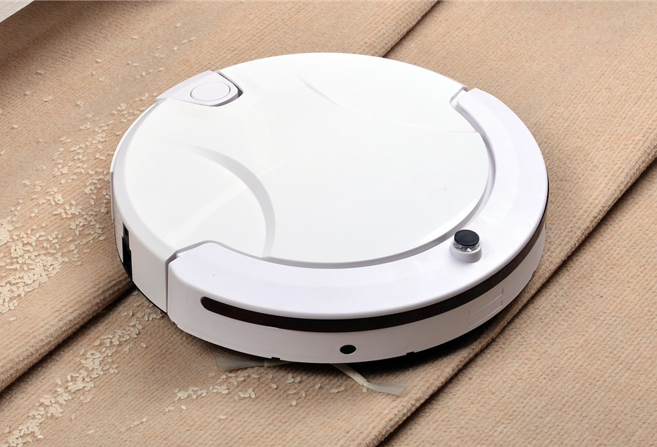 Fully-automatic intelligent vacuum cleaner robot vacum cleaner robot(China (Mainland))