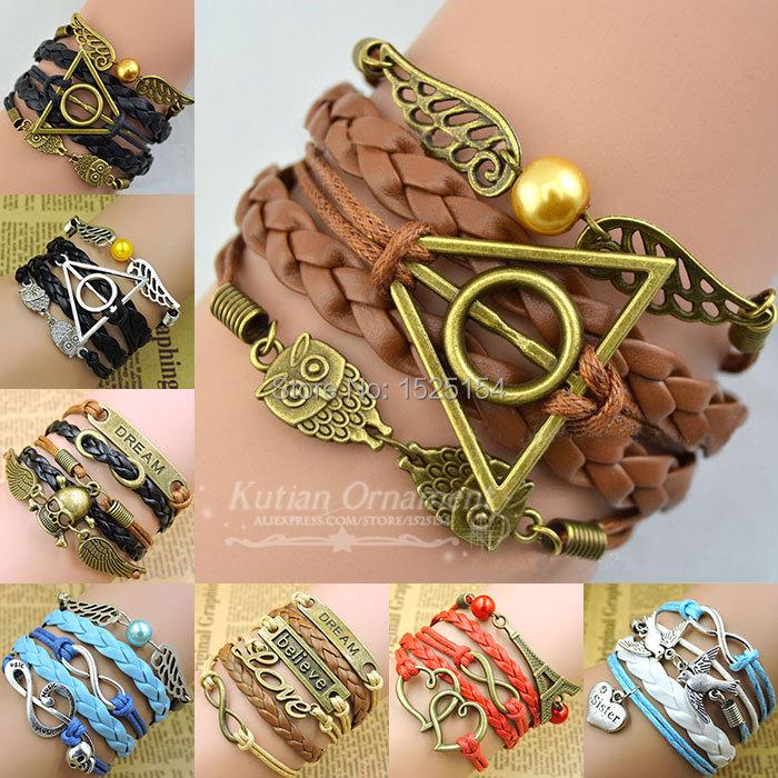 Браслет-цепь Kutian Jewelry & , браслет цепь magic jewelry 925 oem