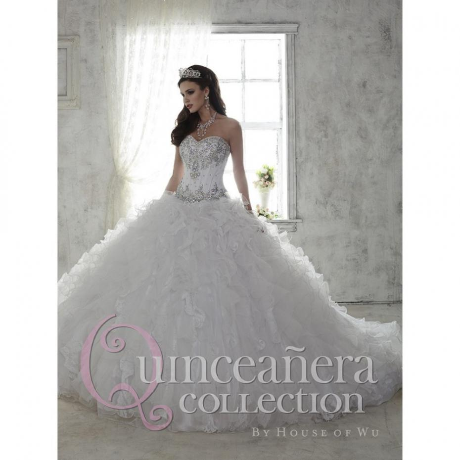 Online Buy Wholesale debutante white ball gown from China ...