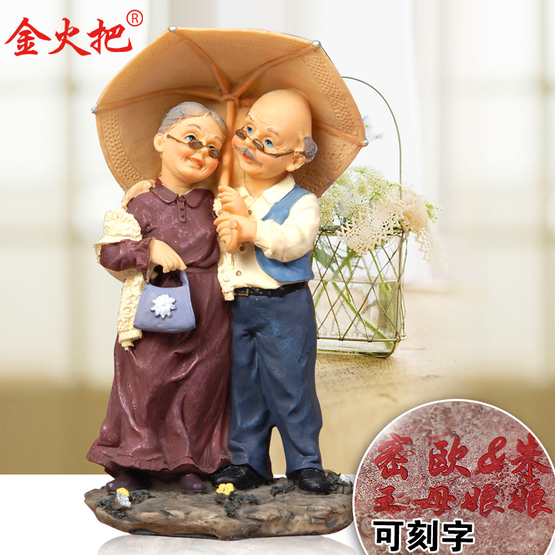 Wedding Gift For Couple Living With Parents : The utility parents wedding anniversary gift Home Furnishing ornaments ...