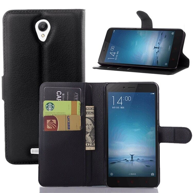 Xiaomi Redmi Note 2 Case stand style 100% New protector cover wallet bag Flip case For xiaomi redmi note 2 Prime phone(China (Mainland))