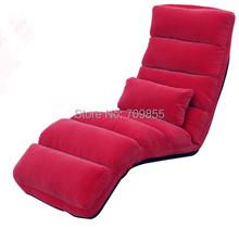 3 Color Floor Folding Adjustable Bed Sleep Lounge