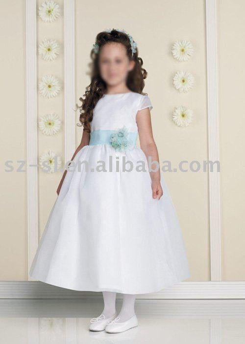 Formal children 39 s wedding party dress 2012 flower girl for Dresses for 10 year olds for a wedding