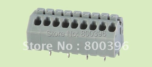 KF250-2.5/2.54,pitch 2.5 and 2.54mm PCB Spring terminal block  RoHs<br><br>Aliexpress