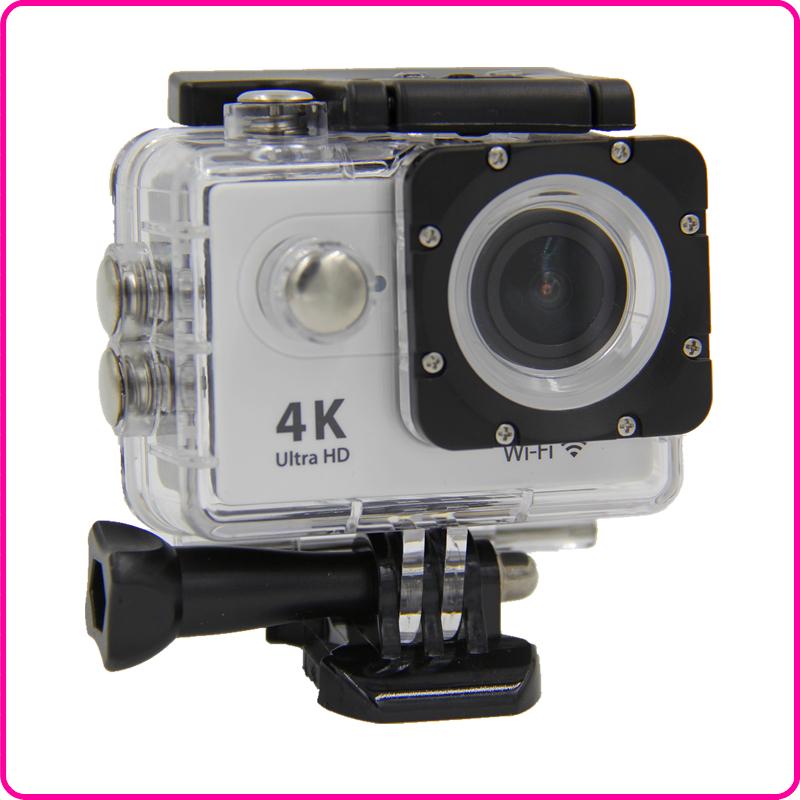 Фотография Original Action camera  H9 Ultra HD 4K WiFi 1080P/60fps 2.0 LCD 170D lens Helmet waterproof camera SJ4000 pro style