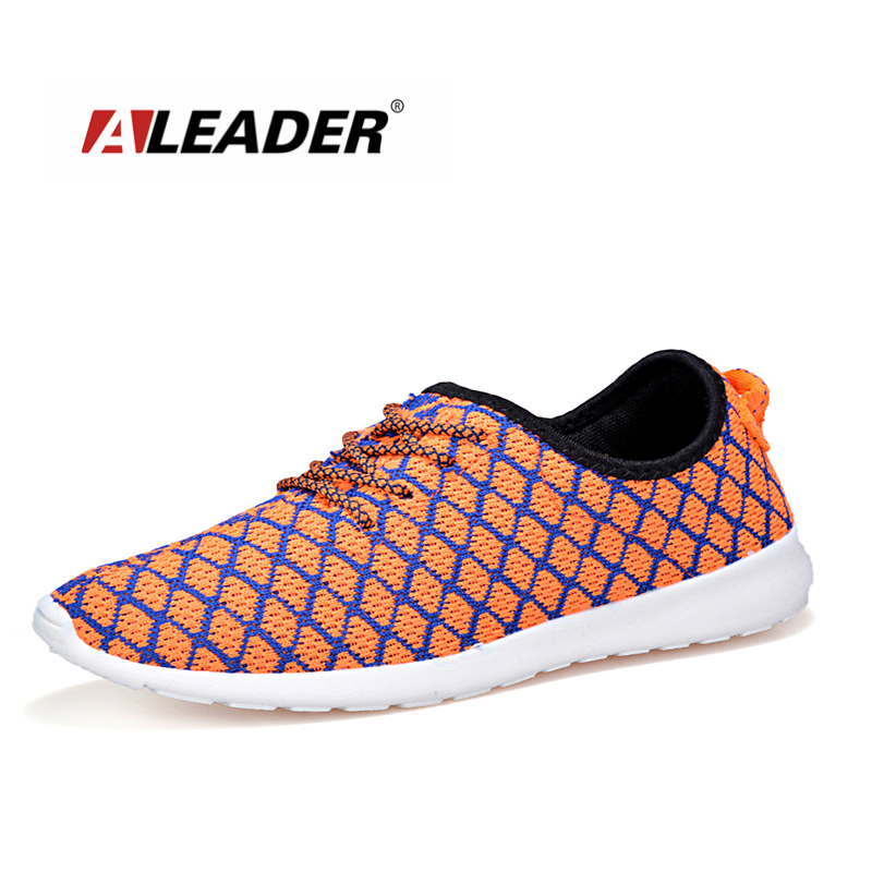 Aleader Women Breathable Running Shoes New 2016 Summer Fashion Sport Sneakers Ladies Lace-up Outdoor Walking Shoes zapatos mujre<br><br>Aliexpress