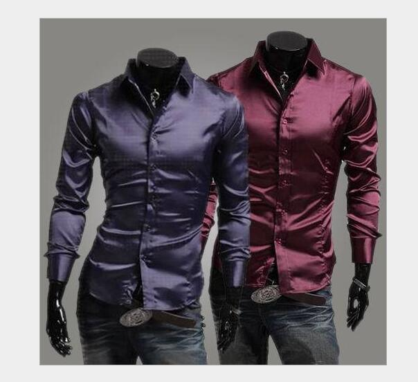 shirt different color collar Picture - More Detailed Picture about ...