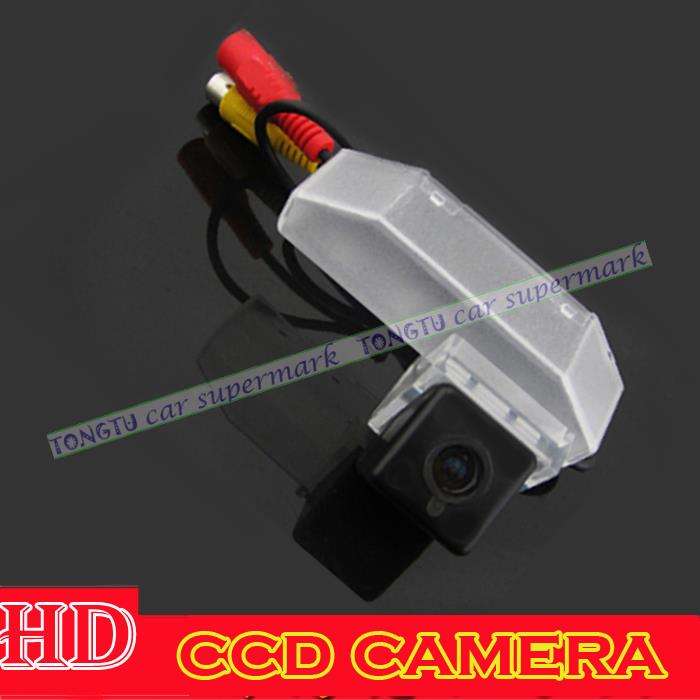Car rearview camera CCD for MAZDA 6 2009 2010 2011 Image Parking 2.4Ghz Wireless Signal Receiver/Transmitter rear camera(China (Mainland))