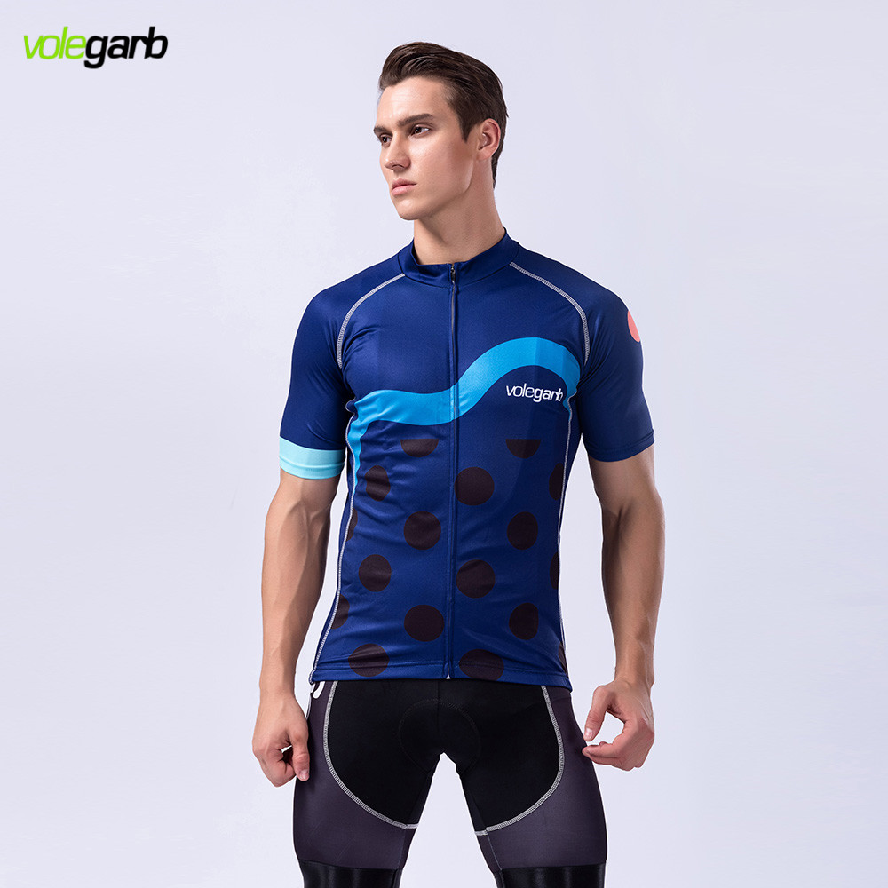 2017 Volegarb Pro Team Cycling Clothing Breathable Summer Cycling Jersey Ropa Ciclismo Mens Summer Bicycle Maillot Bike Jersey(China (Mainland))