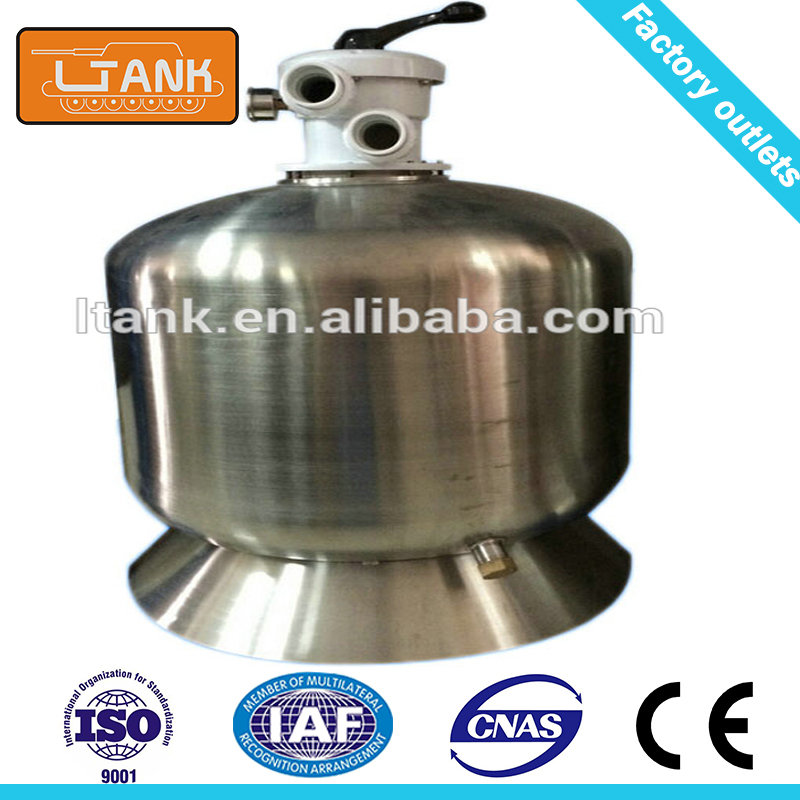 Pools Swimming pool filtration stainless steel Sand Filter(China (Mainland))