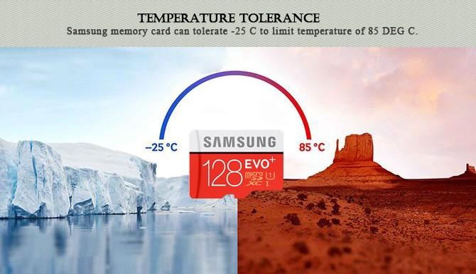 SAMSUNG EVO+ Memory Card 32G 64G 128G Micro SD SDHC SDXC TF80M Grade Class 10 Micro SD C10 UHS TF Trans Flash Microsd Max 80MB/s