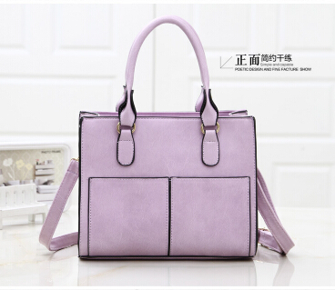 100% Genuine leather handbags Women 2015 The Korean version of the new spring and summer tote bags and ladies bag shoulder bag(China (Mainland))