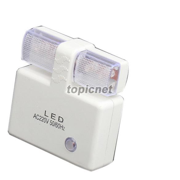 ASLT Automatic Energy Saving Nightlight Light Control LED Wall Night Light Lamp(China (Mainland))