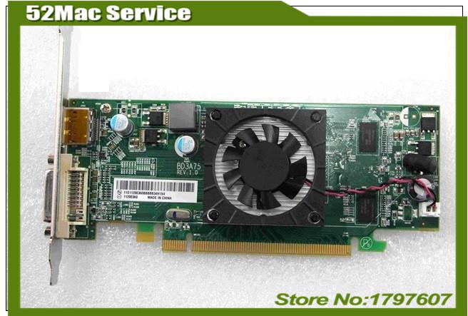 11S0A37629 For Lenovo ThinkCentre M82 FRU 03T7091 ATI HD7450 1GB DVI DP Video Graphics Card NEW(China (Mainland))