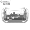ORICO 2 5 3 5 inch Transparent HDD Case External Hard Drive Docking Station Sata to
