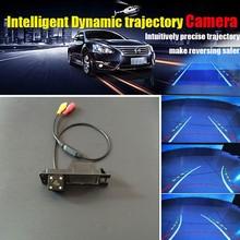 Buy HD CCD Night Vision Car Intelligent Trajectory Reversing Rearview Backup Camera Alfa Romeo MiTo AR Furiosa 2007~2014 for $42.98 in AliExpress store