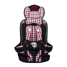 Potable Baby Car Seat Safety,Seat for Children in the Car,9 Months -- 12 Years Old, 9--20KG,Free Shipping,Child Seats for Cars(China (Mainland))