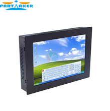 All in one computer mini terminal 12 inch Five wire Gtouch using high-temperature ultra thin panel with 1G RAM 24G SSD(China (Mainland))