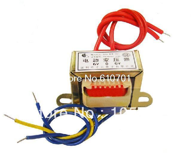 15W EI Ferrite Core Input 220V 50Hz 24VAC Output Vertical Mount Electric Power Transformer EI 57*25 170mm Wire Length<br><br>Aliexpress