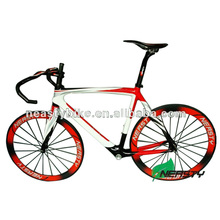 Carbon Road Bike 700C Road Bike including Carbon Wheelsets Carbon Road Frame Fork Handlebar Seatpost Saddle and Headset & Spacer(China (Mainland))