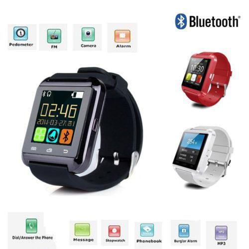 Bluetooth Smart Watch WristWatch U8 U Watch for Samsung ...