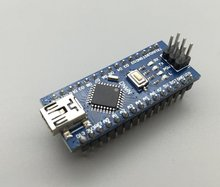 Buy 20PCS Nano V3.0 ATmega328P controller compatible arduino nano CH340 USB driver NO CABLE NANO V3.0 for $52.06 in AliExpress store