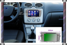 Free Shiping 7″ Car DVD Player Stereo Radio Sat Navi For FOCUS MONDEO with 3G BT IPOD DVR CAM DTV-IN RDS CD Autoradio WBT7089F