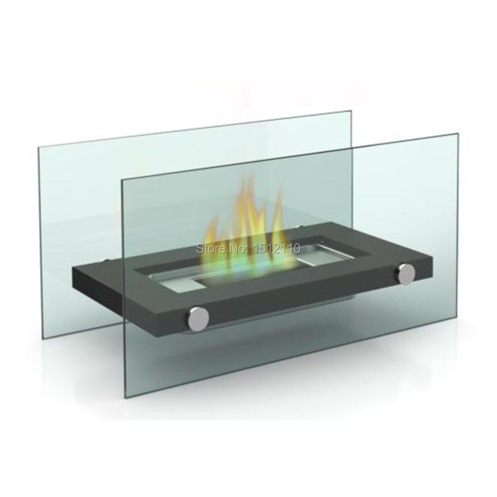 Bio ethanol fireplace table top - Table basse bio ethanol ...
