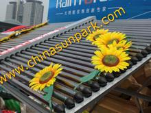 solar tube vacuum promotion