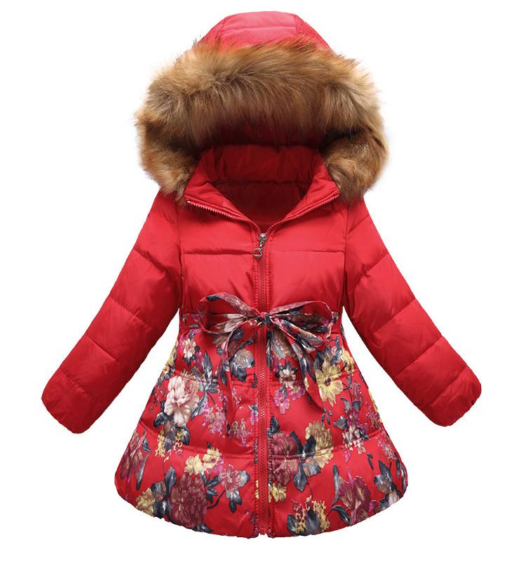 Warm Girls Winter Coat - Coat Nj