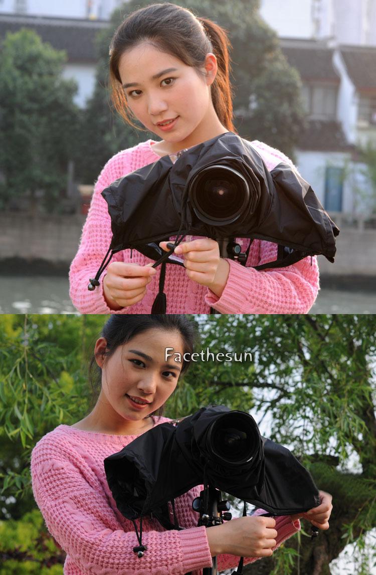 Camera DV Camcorder Raincover DN030-5