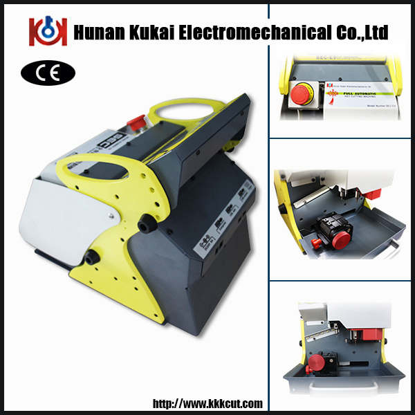 Most popular modern automatic key copy key cutting machine,high security locksmith tools from China supplier(China (Mainland))