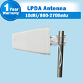 GSM 2G 3G 4G 800 2700MHz 3G WCDMA 4G LTE 2600 Outdoor LPDA Log Periodic Antenna