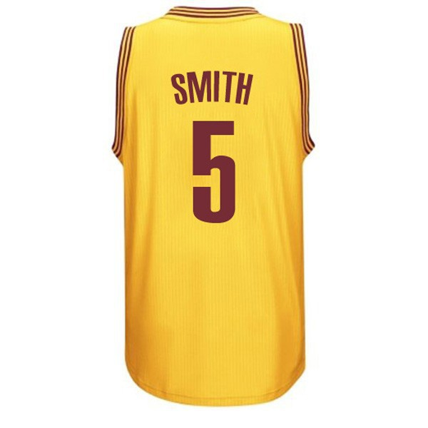 basketball jersey world #5 JR Smith Jersey, 2014-15 New JR Smith Home White, Road Red and Alternate Gold Basketball Jerseys(China (Mainland))