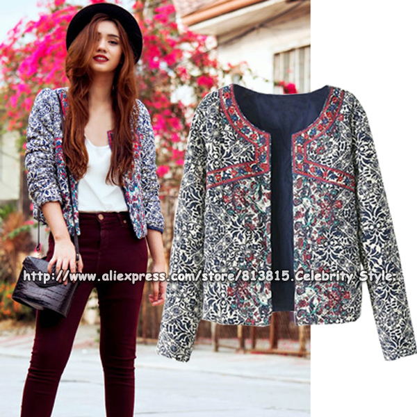 Ladies padded bomber jacket – Modern fashion jacket photo blog