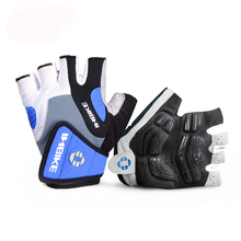 Buy INBIKE Cycling Gloves Half Finger Bicycle Gloves Bike Gel Pad Racing Biking Gloves guantes ciclismo luva guantes bisiklet IF239 for $9.18 in AliExpress store